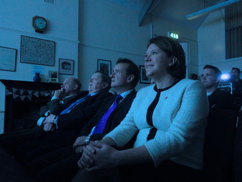 Ministerial Visit 6